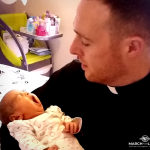 The 3 week Old Baby – And The Man Who Saved Her Life